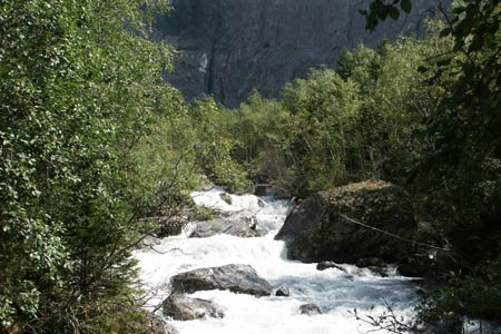 The River Kander in Gasterntal
