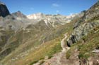 Photo from the walk - Corviglia - Pass Suvretta