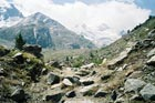 Photo from the walk - Val Roseg from Pontresina